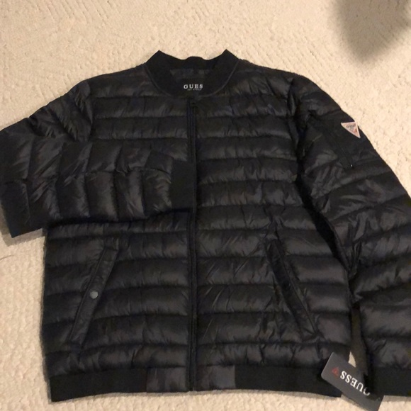Guess Jackets & Blazers - Guess men's jacket size S